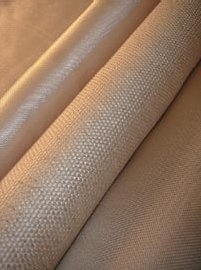 Very High Temperature Heat Fire and Flame Resistant Vermiculite Coated Fiberglass Fibreglass Fireblanket Fabric